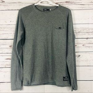 Core by Jack & Jones Brycen O-neck Sweater Grey S